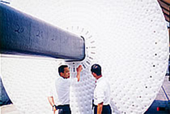回転円板装置の特徴