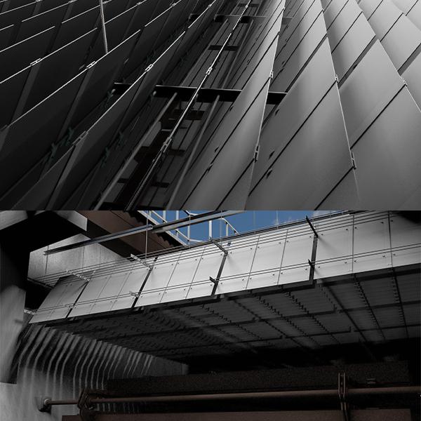 最終沈殿池用傾斜板沈殿分離装置