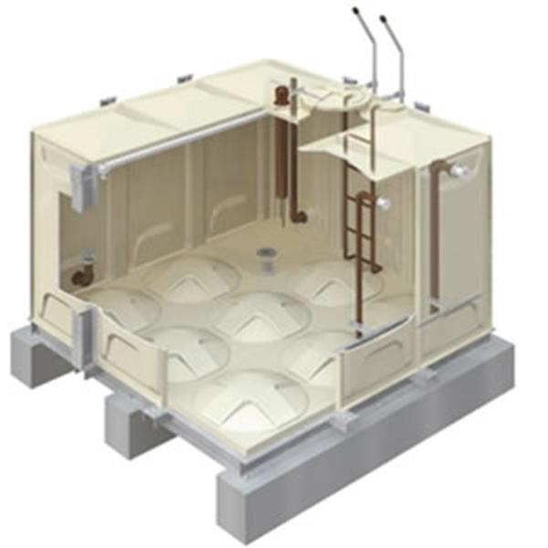 排水処理タンク